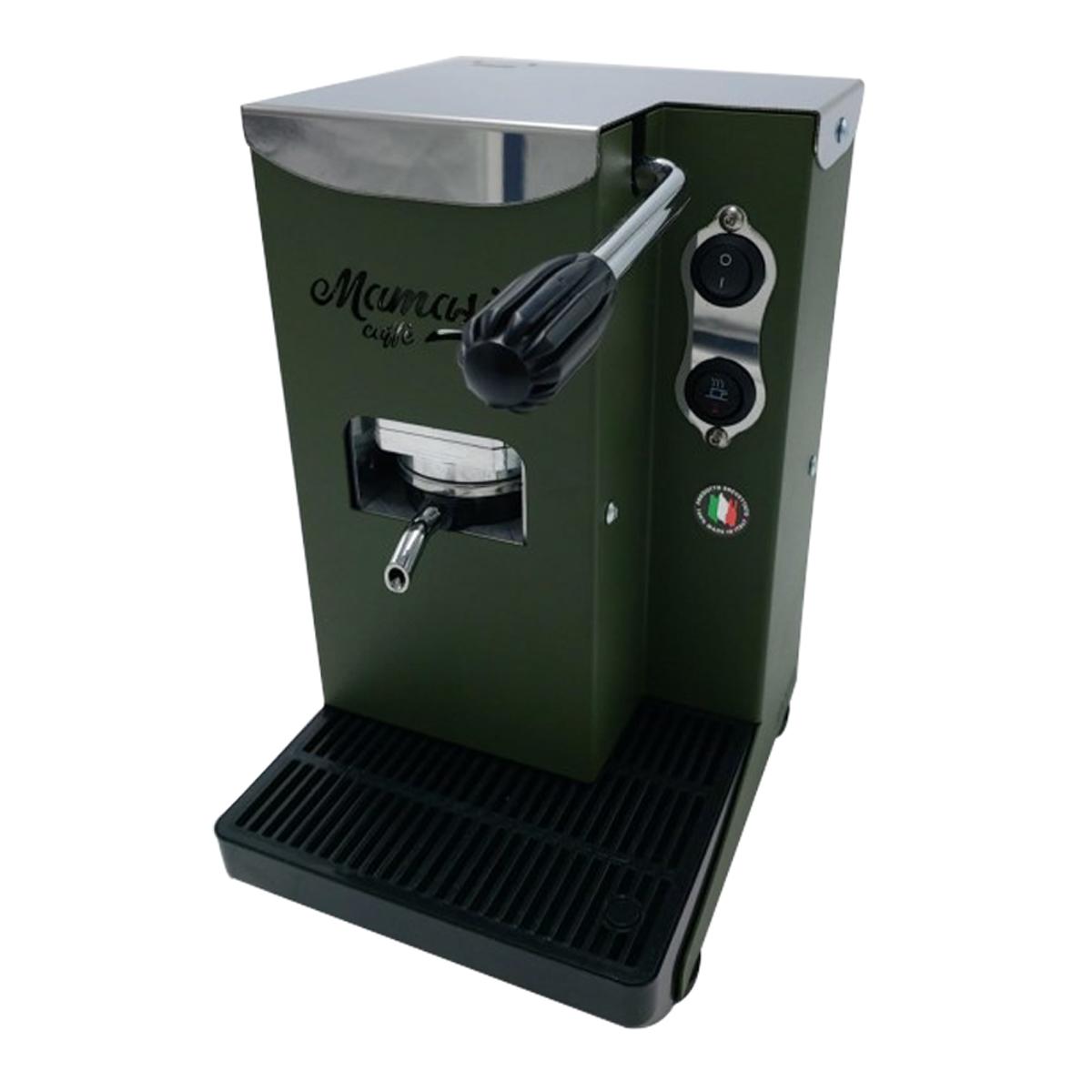 Mamasita Caffe Macchinetta Verde